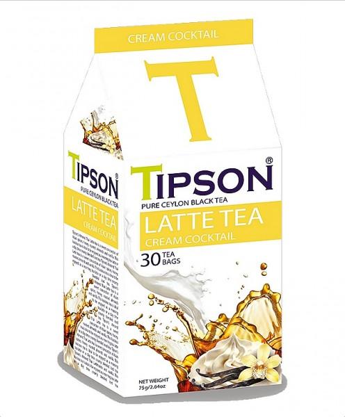 Tipson Tea Latte Tea Cream Cocktail
