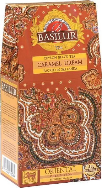 Basilur Tea Orient Caramel Dream