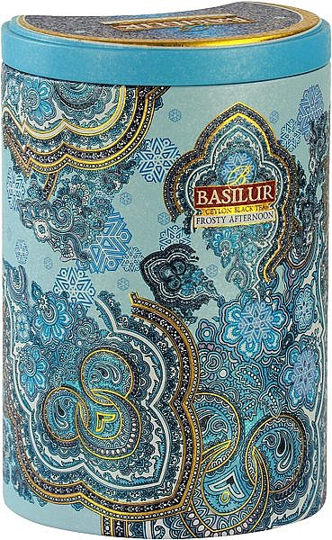 Basilur Tea Oriental Collection Frosty Afternoon (Blechdose)