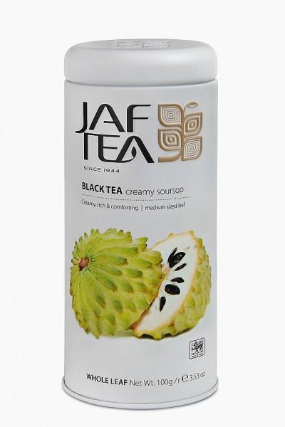 Jaf Tea Creamy Soursop schwarzer loser Tee