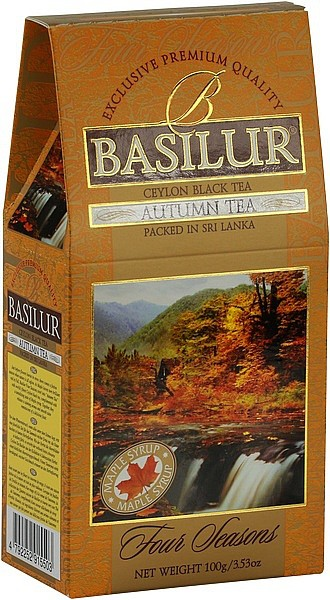 Basilur Tea Four Seasons Autumn Tea (Karton)