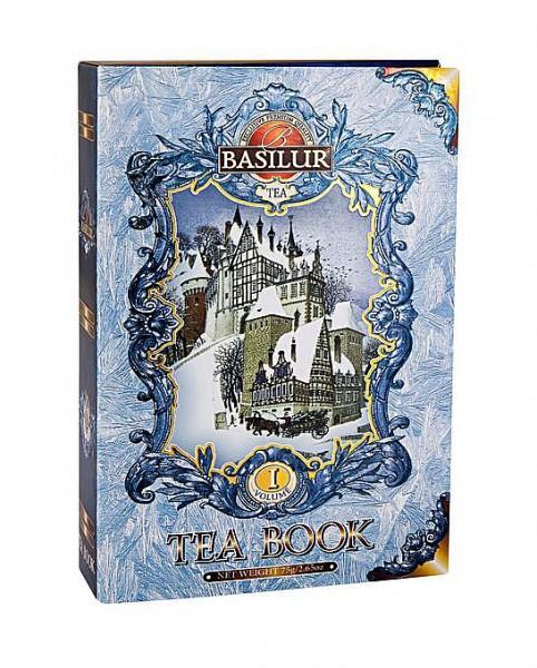 Basilur Tea Tea Book Volume 1 (Karton)
