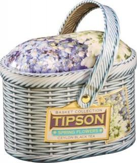 Tipson Tea Spring Flowers (Blechdose)