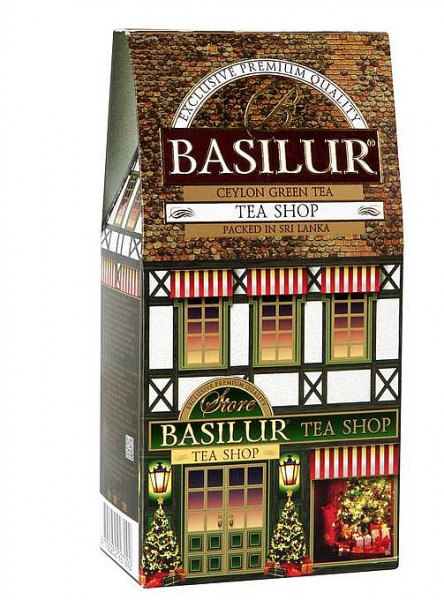 Basilur Tea Tea Shop (Karton)