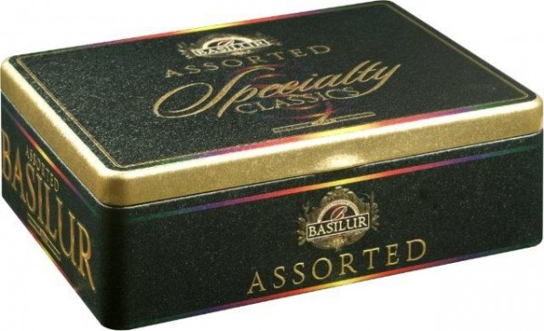 Basilur Tea Assorted Specialty Classics (10 Beutel)