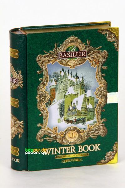 Basilur Tea Winter Book Volume III (loser Tee)