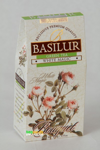 Basilur Tea Bouquet White Magic (Karton)
