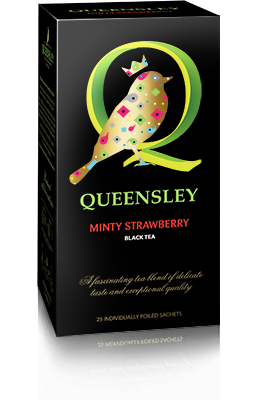 Queensley - Minty Strawberry (25 Beutel)
