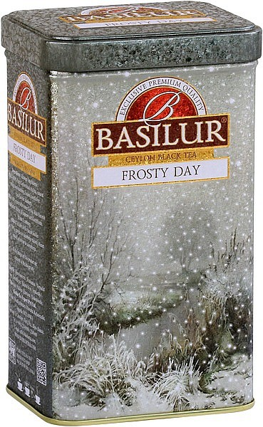 Basilur Tea Frosty Day (Blechdose)