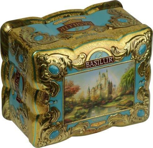 Basilur Tea Turquoise (Blechdose)