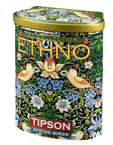 Tipson Tea Spring Birds (loser Tee)