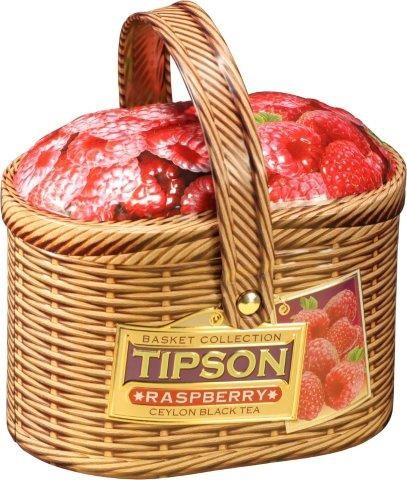 Tipson Tea Raspberry (Blechdose)