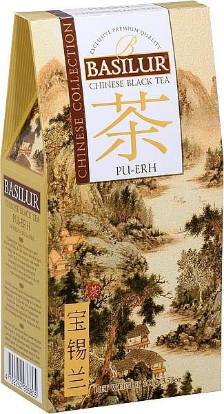 Basilur Tea Chinese Collection Pu-Erh (Karton)
