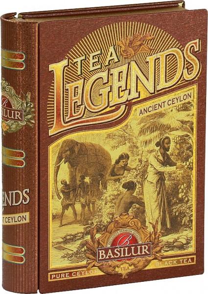 Basilur Tea Tea Legends (Blechdose)