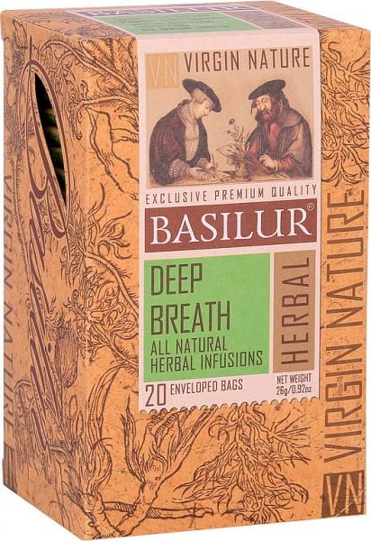 Basilur Tea Deep Breath 20 x 1,3g