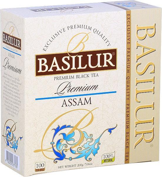 Basilur Tea Premium – Assam (Karton)