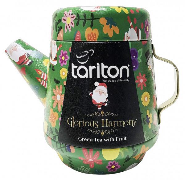 Tarlton Tea Glorious Harmony Grüntee Dose