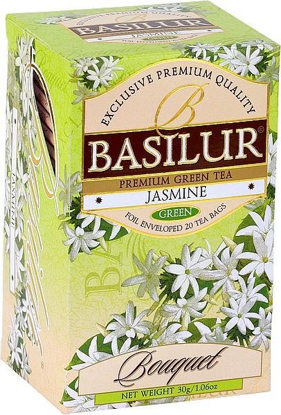 Basilur Tea Bouquet – Jasmine (20 Beutel)