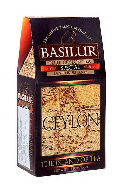 Basilur Tea The Island of Tea – Special (Karton)