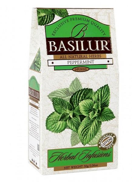 Basilur Tea Herbal Infusions Peppermint (Karton)