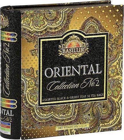 Basilur Tea Oriental Collection No. 2 (32 Beutel)