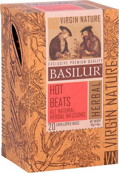 Basilur Tea Hot Beats 20 x 2g