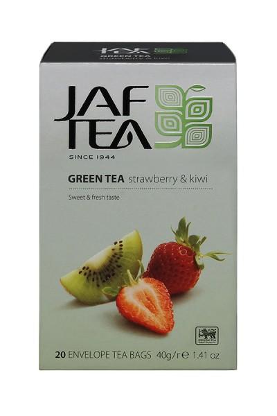 Jaf Tea Strawberry & Kiwi (20 Beutel)