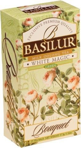 Basilur Tea Bouquet White Magic (25 Beutel)