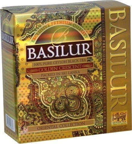 Basilur Tea Oriental Collection Golden Crescent (100 Beutel)