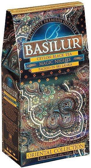 Basilur Tea Oriental Collection Magic Nights (Karton)