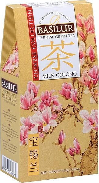 Basilur Tea Chinese Collection Milk Oolong (Karton)