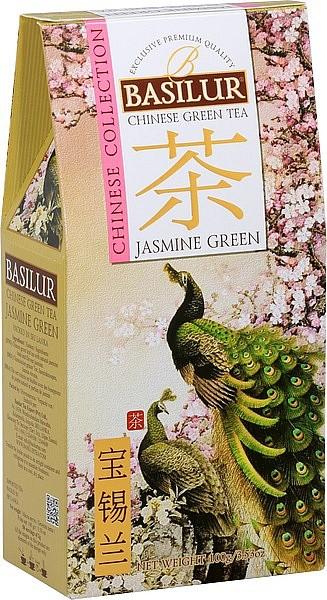 Basilur Tea Chinese Collection Jasmine Green (Karton)