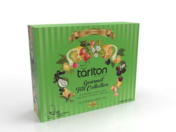 Tarlton Tea Gourmet Tea Collection Green