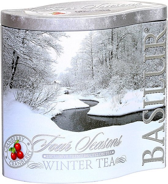 Basilur Tea Four Seasons Winter Tea (Blechdose)