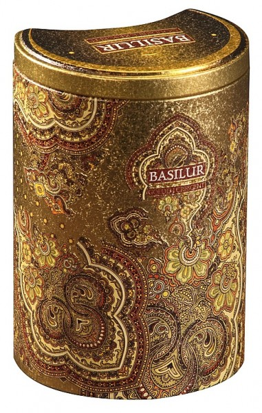 Basilur Tea Golden Crescent (Blechdose)