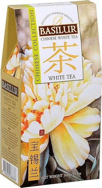 Basilur Tea Chinese Collection White Tea (Karton)