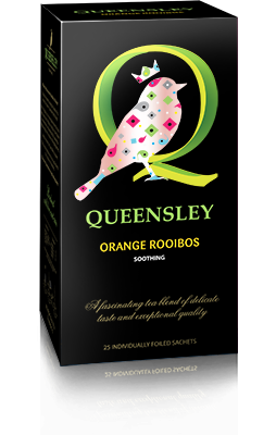 Queensley - Orange Roobos (25 Beutel)